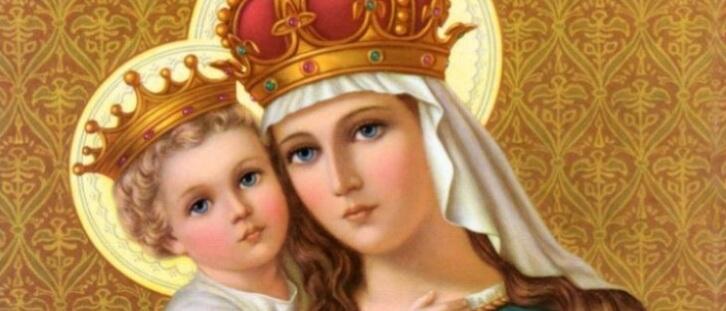 Calendario Mariano.Principales Fiestas De La Virgen Maria Calendario Mariano